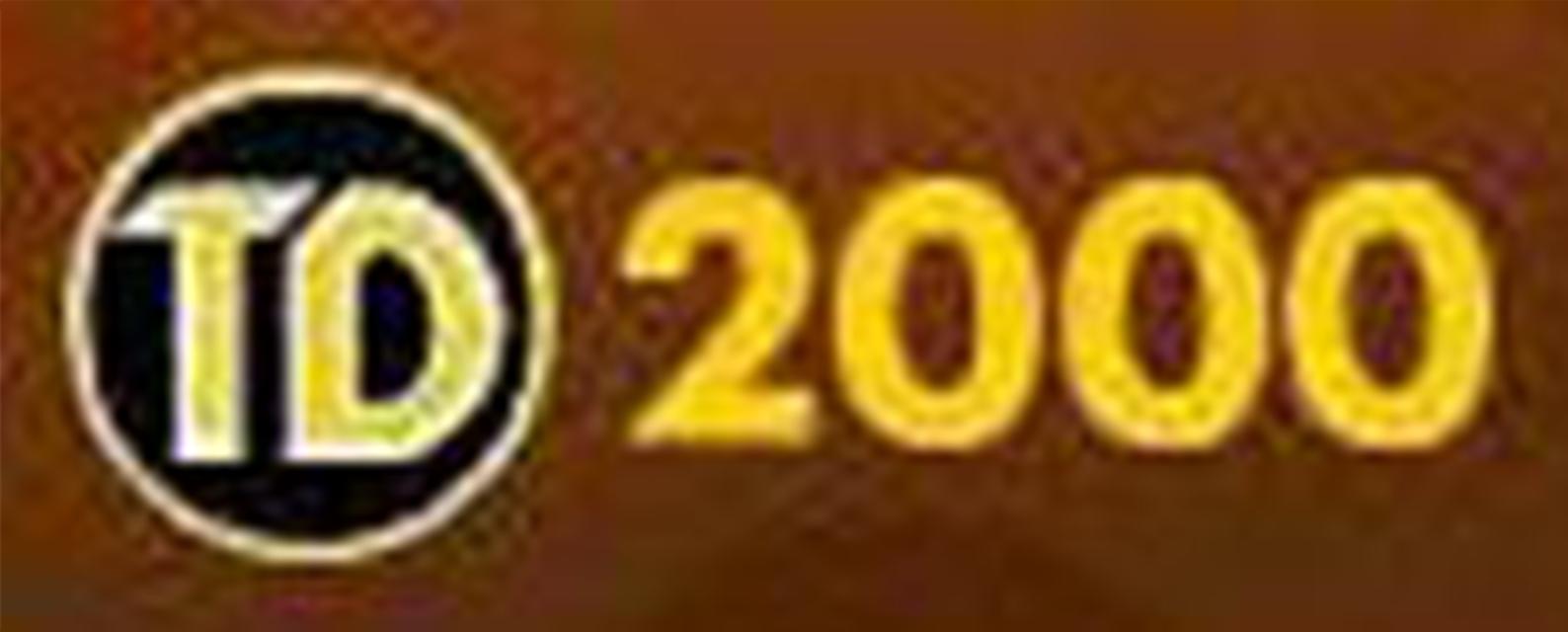TD 2000 logo